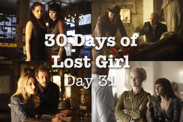 30 Days of Lost Girl 2014 Day 31