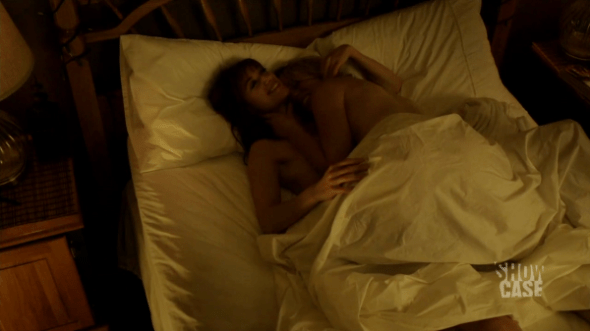 Lauren and Crystal in Lovers Apart