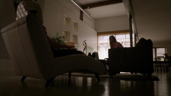 Lauren's apartment in Scream a Little Dream