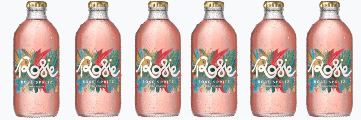 Rosie rose spritz