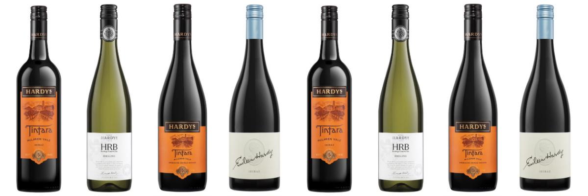 Hardy's wine