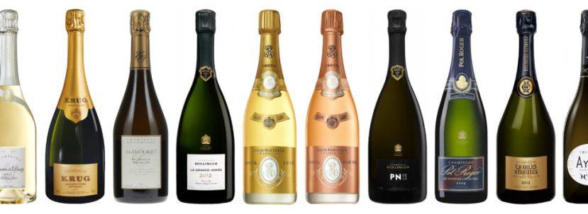 Tyson Stelzer top 10 champagnes