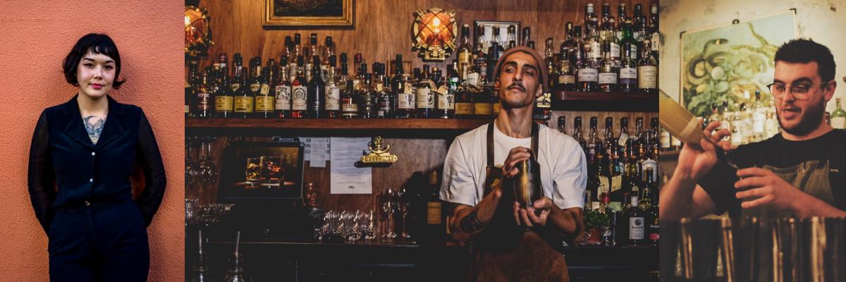 World Class final three top bartenders