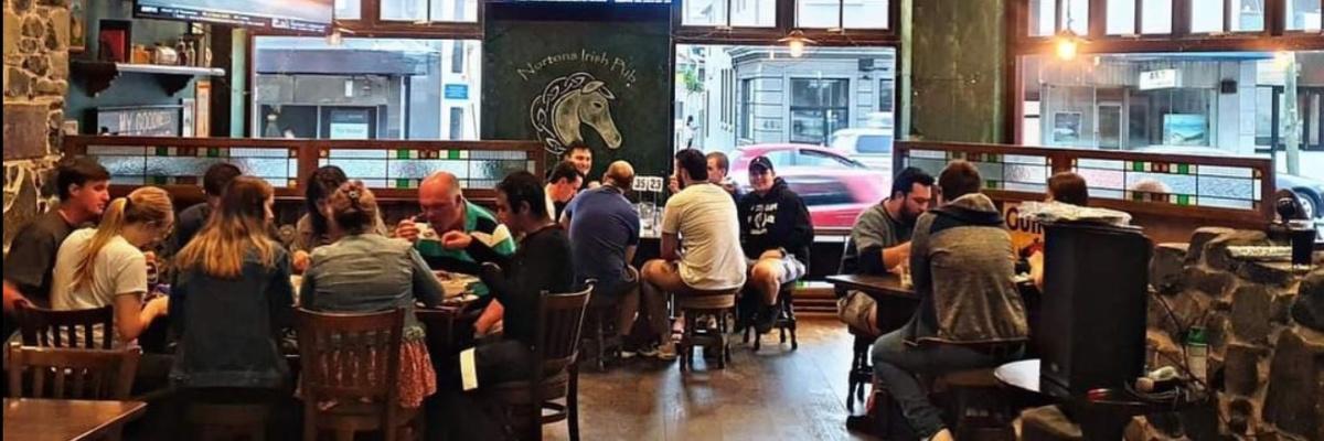 Norton's Irish Pub