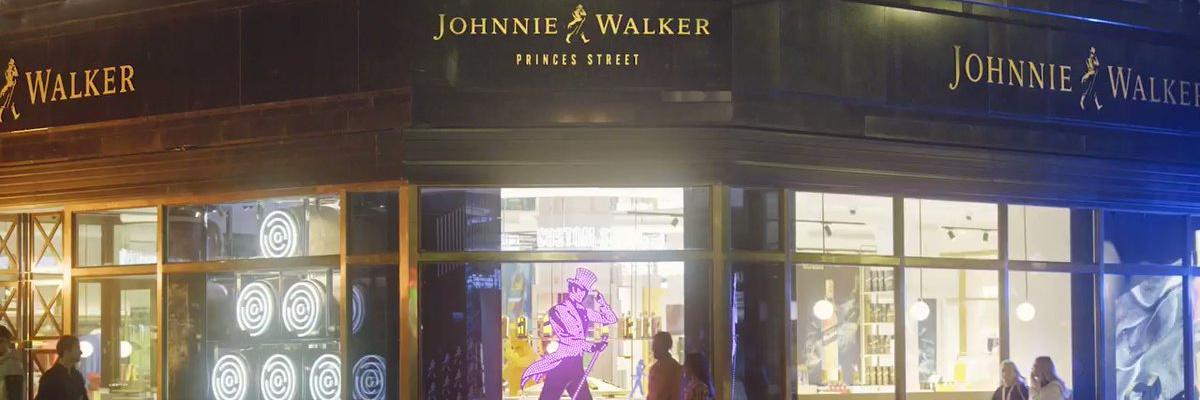 Johnnie Walker Princes Street