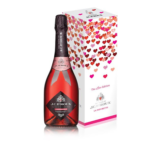 JC Le Roux Adds Extra Hearts And Sparkles To Valentines