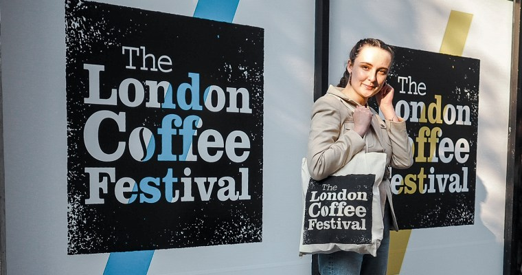 What I discovered at London Coffee Festival 2019