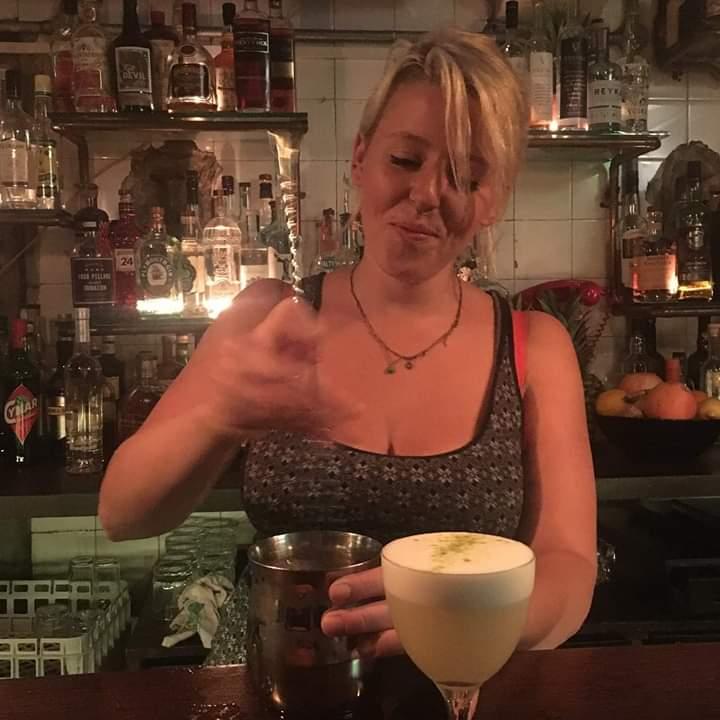 Drinks with Hebe &  Alexandra Ulijaszek