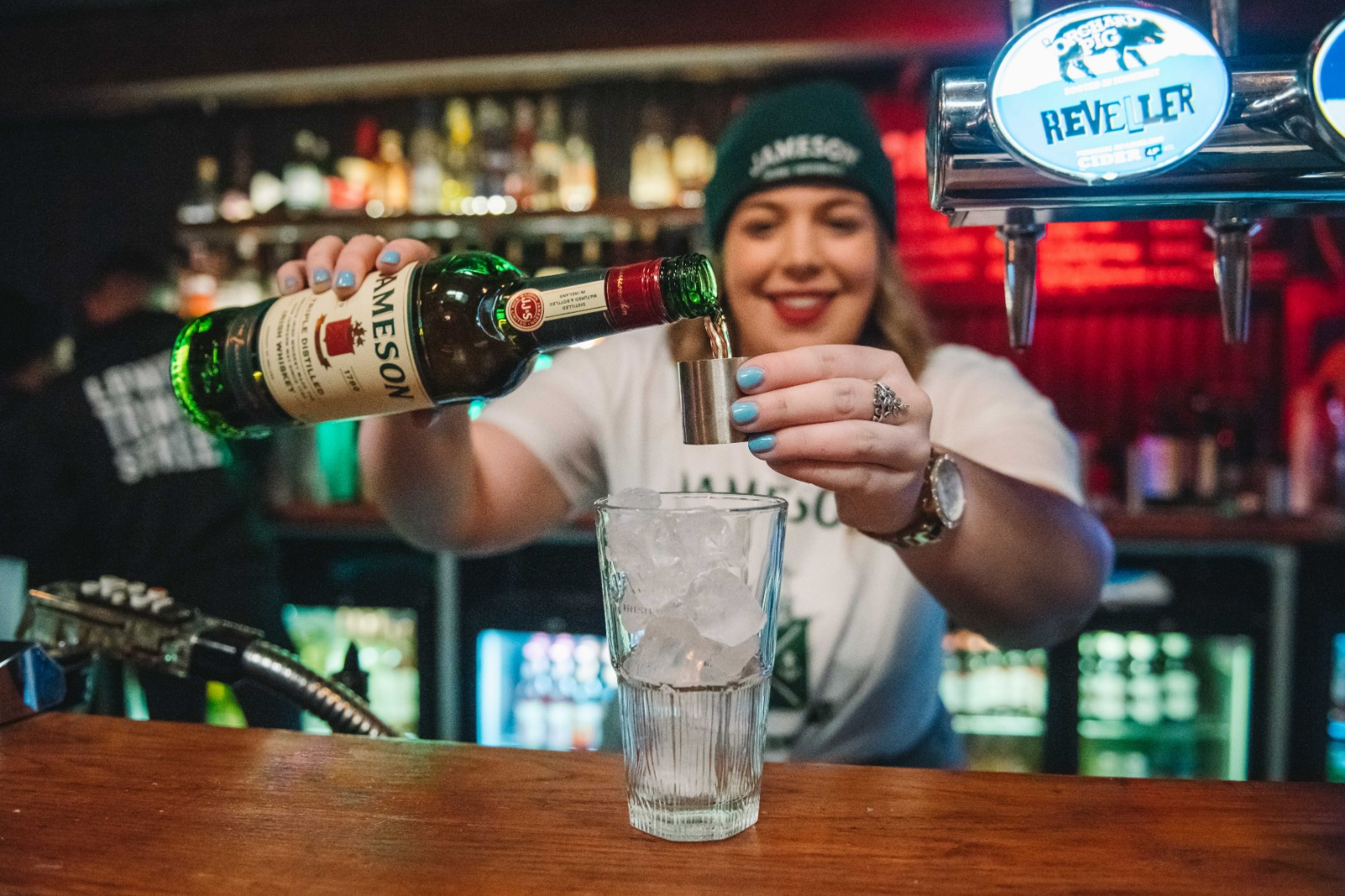 Drinks with Anna Mclaughlin (Jameson Ambassador)