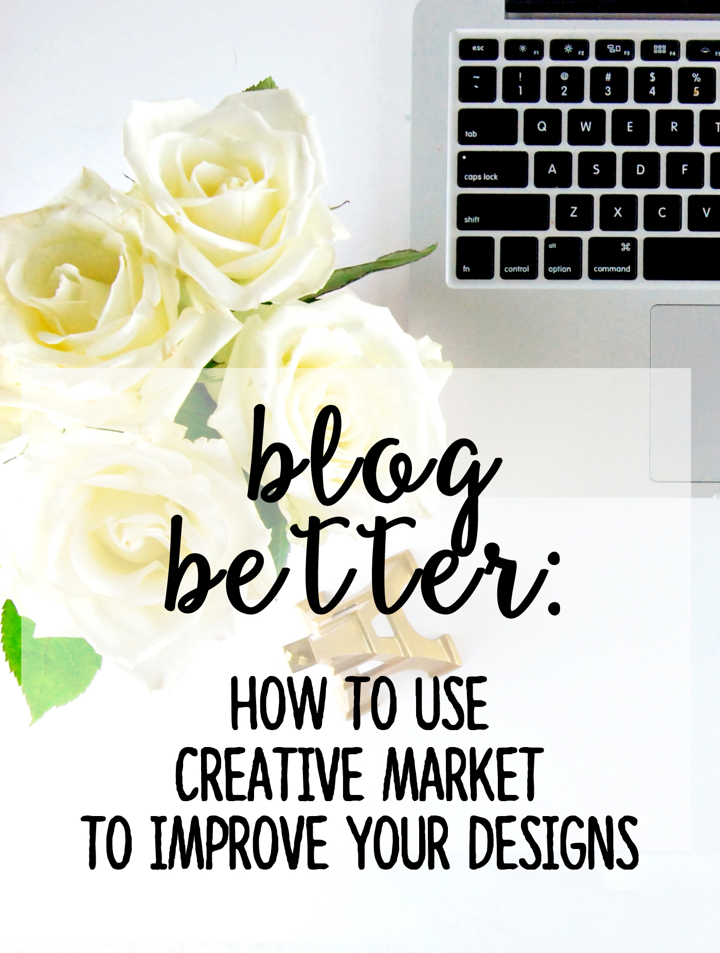 Blog Better: How to use Creative Market to improve your designs | Drink the Day