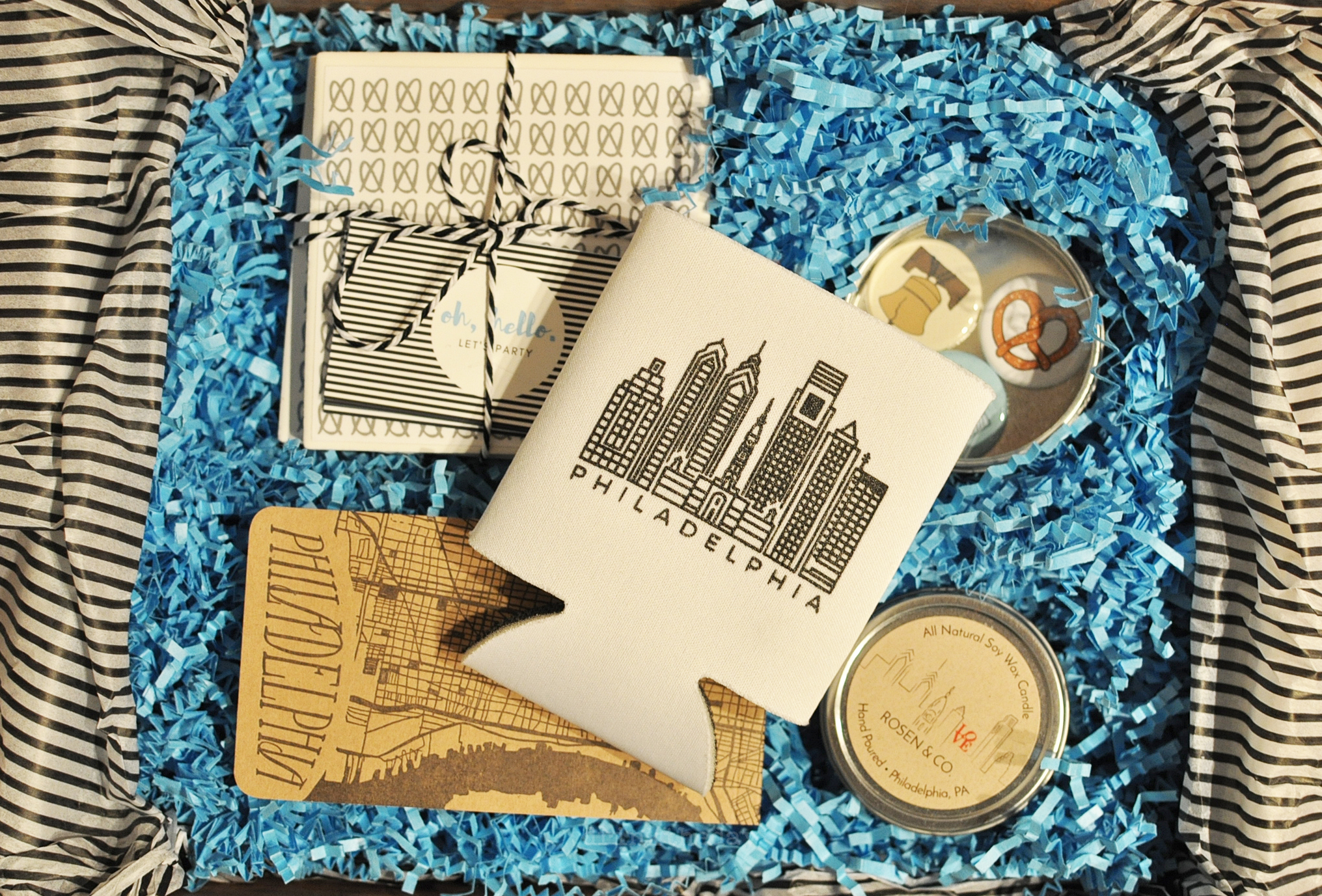 Love Where You Live - Philly Inspired Gifts | Drink the Day