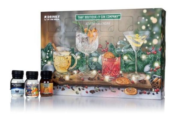 Advent Gin Calendar