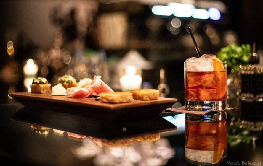 Bulgari Bar - L'aperitivo