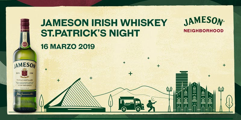Jameson Neighborhood Party