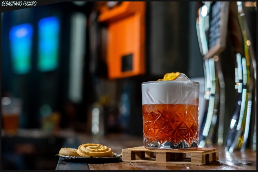 Baby Negroni - Officine Sbiellate