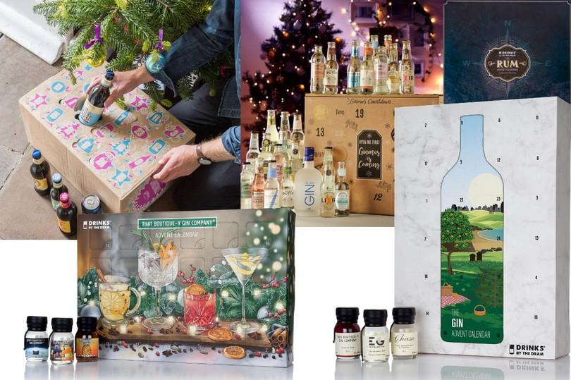 Calendario dell'Avvento alcolico