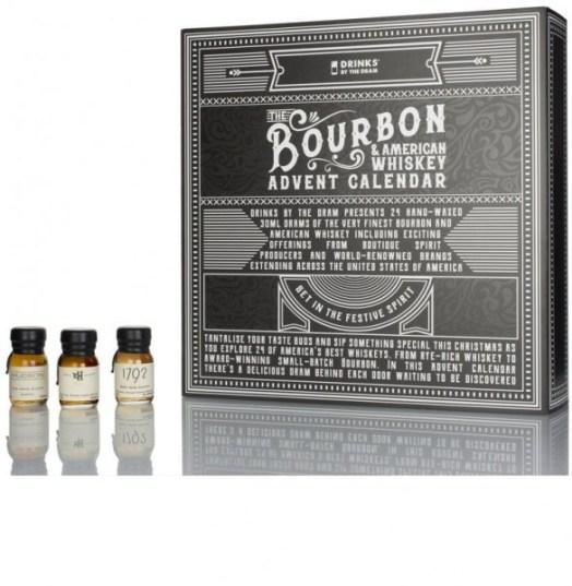 Bourbon and Whisky calendario dell'avvento