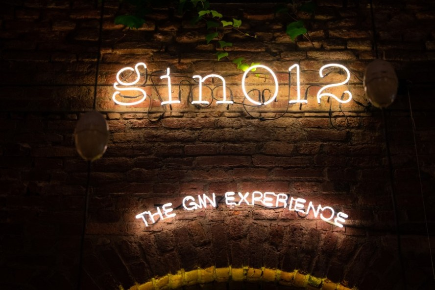 Gino12 - The Gin Experience
