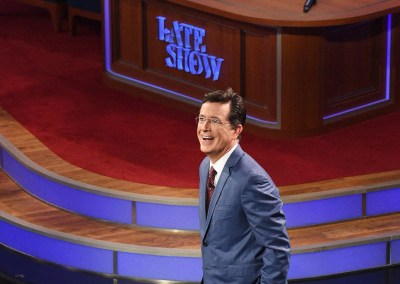 The Late Show (Colbert) Drinking Game