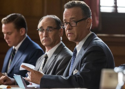 Bridge of Spies (2015) Drinking Game