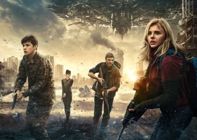 The 5th Wave (2016) Drinking Game