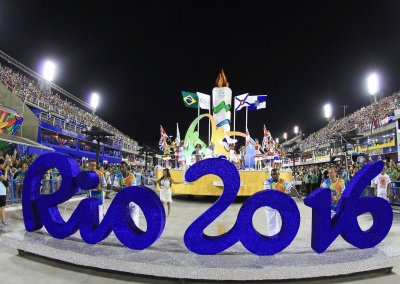 Rio Olympic Opening Ceremony Drinking Game