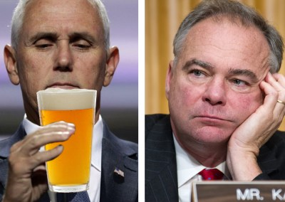 2016 Vice Presidential Debate Drinking Game