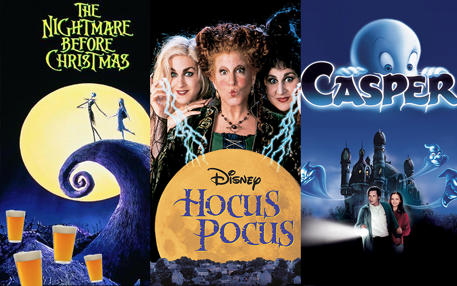 3 Halloween Drinking Games for Your Favourite 90s Films - Drink When