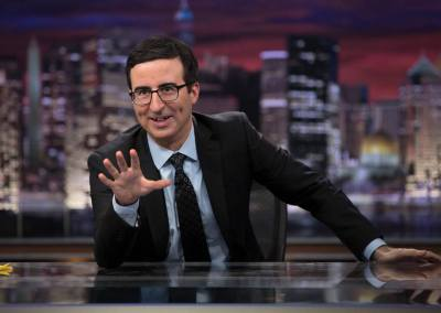 Last Week Tonight with John Oliver Drinking Game
