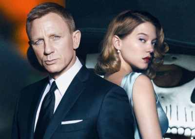 Spectre (2015) Drinking Game