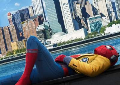 Spider-Man: Homecoming (2017) Drinking Game