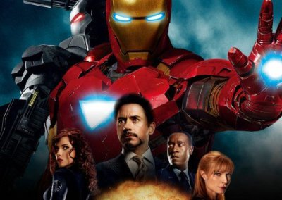 Iron Man 2 (2010) Drinking Game