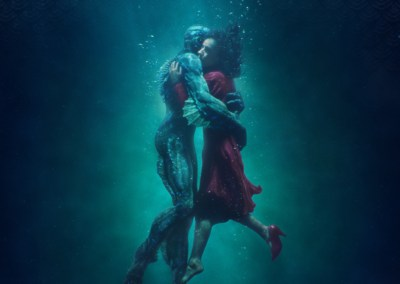 The Shape of Water (2017) Drinking Game
