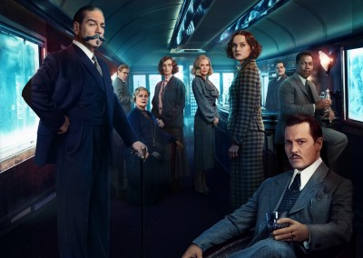 Murder on the Orient Express (2017) Drinking Game