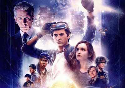 Ready Player One (2018) Drinking Game