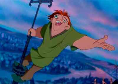 The Hunchback of Notre Dame (1996) Drinking Game