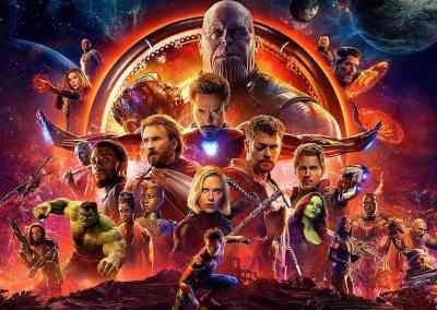 Avengers: Infinity War (2018) Drinking Game