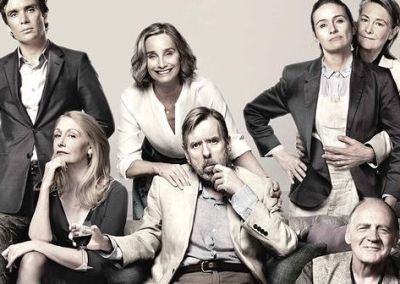 The Party (2017) Drinking Game