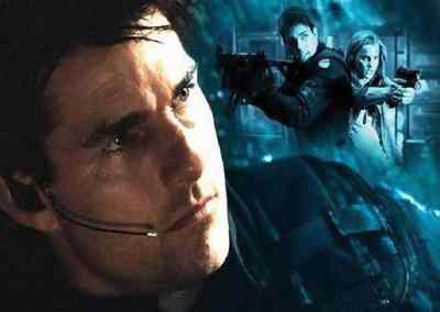 Mission: Impossible III (2006) Drinking Game