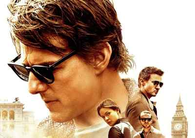 Mission: Impossible – Rogue Nation (2015) Drinking Game
