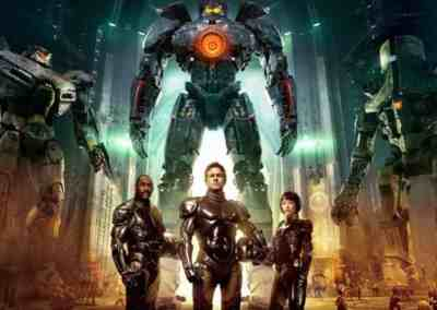 Pacific Rim (2013) Drinking Game