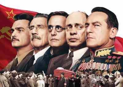 The Death of Stalin (2017) Drinking Game