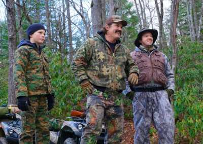 The Legacy of a Whitetail Deer Hunter (2018) Drinking Game