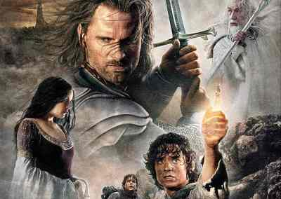 The Lord of the Rings: The Return of the King (2003) Drinking Game