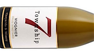 Township 7 2018 Raju Vineyard Viognier