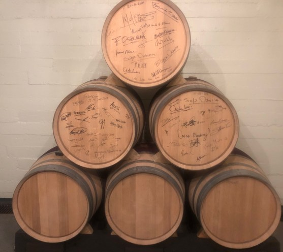 Exploring Rioja with the Osborne wine family