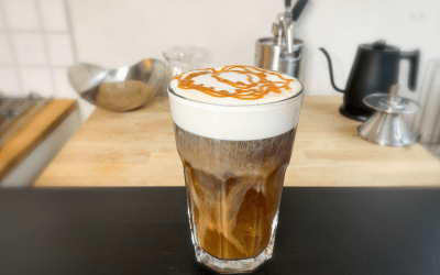 Salted Caramel Cold Brew Recipe