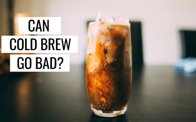 Does Cold Brew Coffee Go Bad?