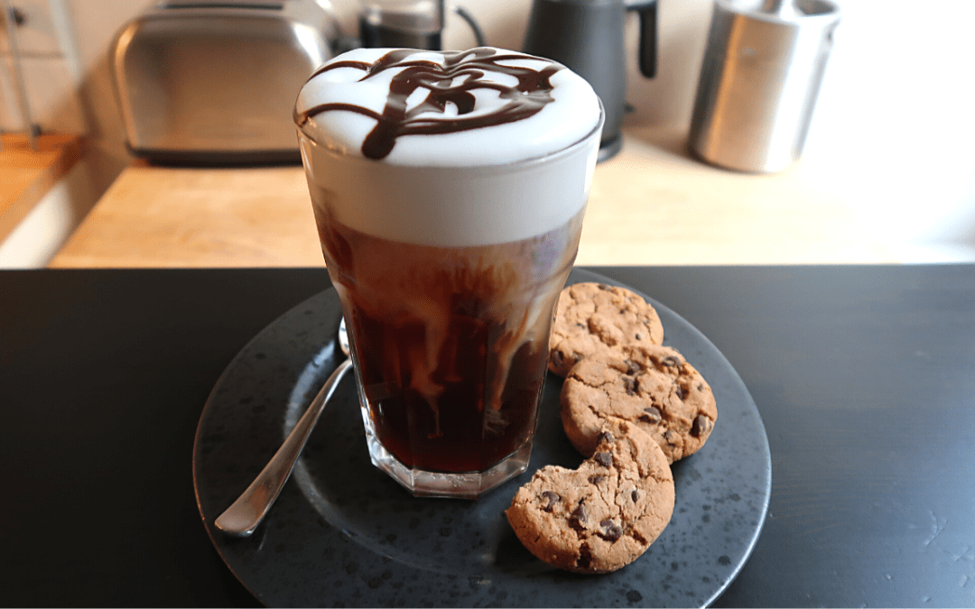 Chocolate Cold Brew with Cold Foam – Recipe