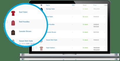 e commerce website design in malaysia